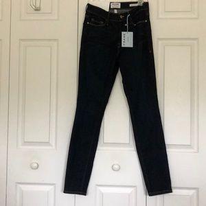 Frame le skinny de Jeanne jeans size 29 dark blue